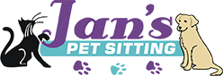 Jan's Pet Sitting Services Mobile Logo