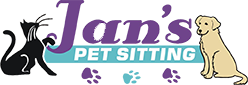 Jan's Pet Sitting Services Logo